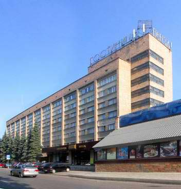 Гостиница Пенза в Пензе